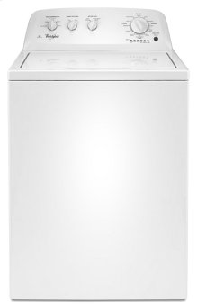 3.5 cu. ft. Top Load Washer with the Deep Water Wash Option
