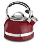 KitchenAid 2.0-Quart Kettle with Full Stainless Steel Handle and Trim Band - Almond Cream Product Image