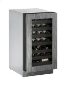 "Modular 3000 Series 18"" Wine Captain® Model With Integrated Frame Finish and Field Reversible Door Swing (115 Volts / 60 Hz) Product Image"