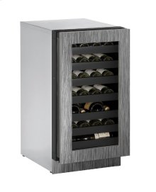 """Modular 3000 Series 18"""" Wine Captain® Model With Integrated Frame Finish and Field Reversible Door Swing (115 Volts / 60 Hz)"""