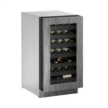 "Modular 3000 Series 18"" Wine Captain® Model With Integrated Frame Finish and Field Reversible Door Swing (115 Volts / 60 Hz)"