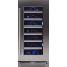"15"" Right Hand Hinge Wine Refrigerators"