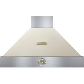 Hood DECO 36'' Cream matte, Gold 1 blower, analog control, baffle filters