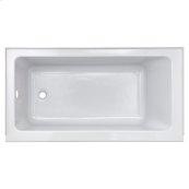 Studio 60 x 30-inch Bathtub with Apron  Right Drain  American Standard - Arctic