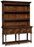 Tudor Style Dark Oak Welsh Dresser Product Image