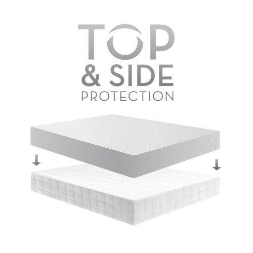 Five 5ided Smooth Mattress Protector - Split Cal King