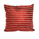 Liander Red Stripe Pillow Product Image
