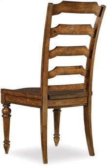 Tynecastle Ladderback Side Chair