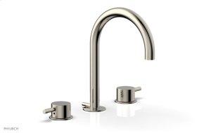 BASIC II Widespread Faucet 230-04 - Polished Nickel