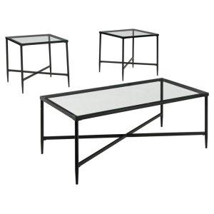 Ashley Furniture Augeron Table (Set Of 3)