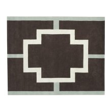 White Cross Rug