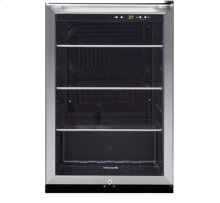 GREAT DEAL... Frigidaire 138 12 oz. Can Capacity Beverage Center - SLIGHTLY USED - CUSTOMER RETURN FOR QUIETER MODEL - REVERSIBLE DOOR SWING - 6 MONTH FULL WARRANTY