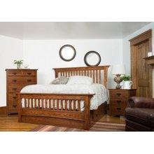 Old Mission Slat Bed