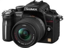 LUMIX® GH2K 16 Megapixel Compact System Camera 3X 14-42 mm Standard Zoom Lens Kit