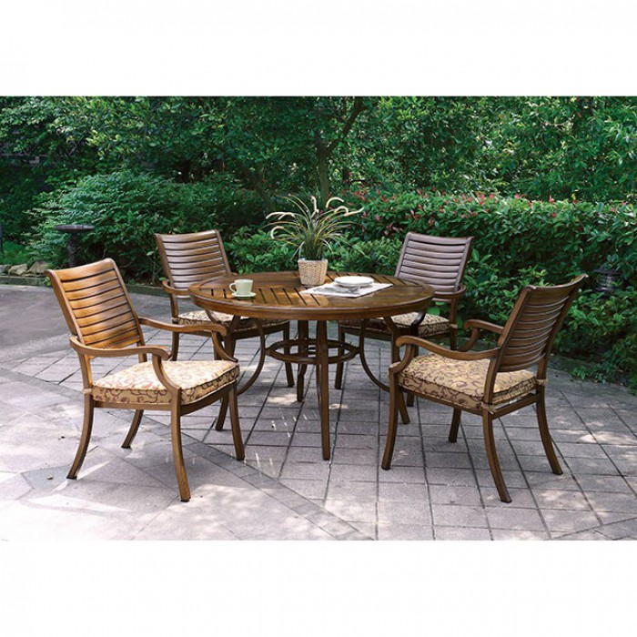 Perfect CMOT2126RT In By Furniture Of America In Durant, OK   Desiree Round Patio  Table