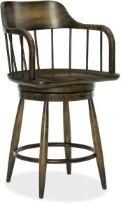 Crafted Counter Stool