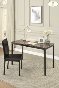 Writing Desk Table and Chair Product Image