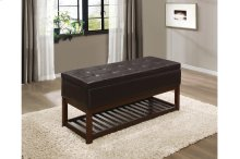 Lift-Top Storage Bench