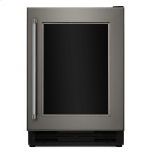 "24"" Stainless Steel Beverage Cellar - Panel Ready"
