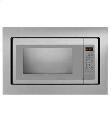 "30"" Microwave Trim Kit - Black-on-Stainless"