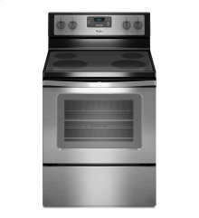 4.8 Cu. Ft. Freestanding Electric Range With Flexheat(tm) Dual Radiant Element [OPEN BOX]