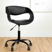 Adjustable Office Chair - Black