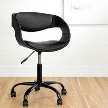 Adjustable Office Chair - Black