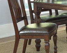 Estate Slat Back Side Chair