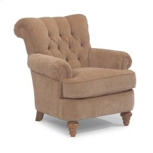 South Hampton Fabric Chair without Nailhead Trim