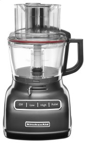 9-Cup Food Processor with ExactSlice System - Liquid Graphite Product Image