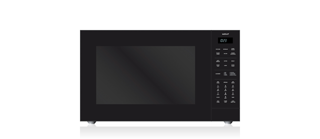 "Wolf24"" Convection Microwave Oven"