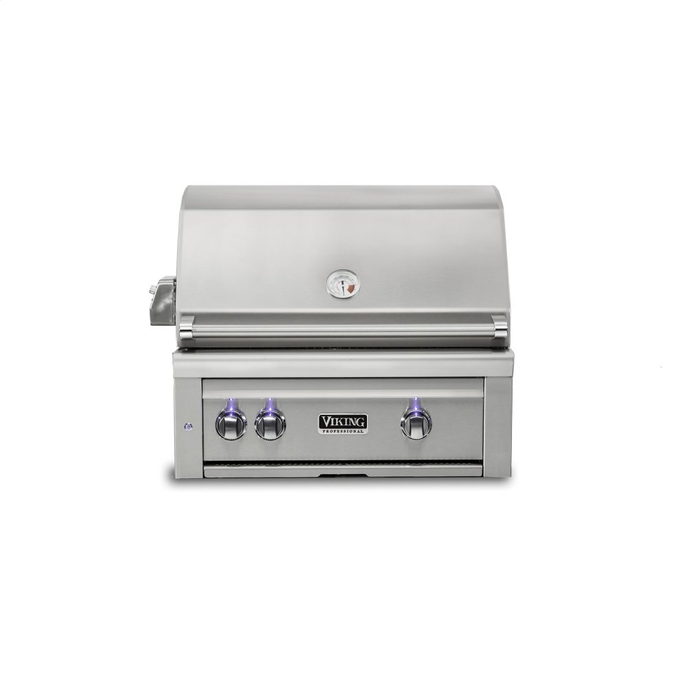 """54""""W. Freestanding Grill with ProSear Burner and Rotisserie, Natural Gas  STAINLESS STEEL"""