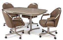Chair Pedestal (stainless steel)