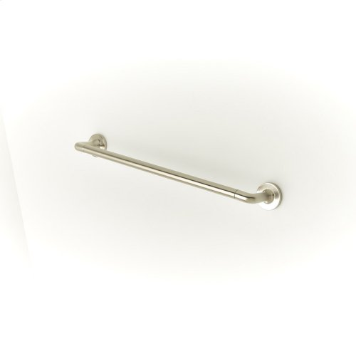 18in Towel Bar Taos Series 17 Satin Nickel