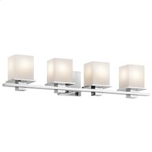 Tully Collection Tully 4 light Bath Light - Chrome CH