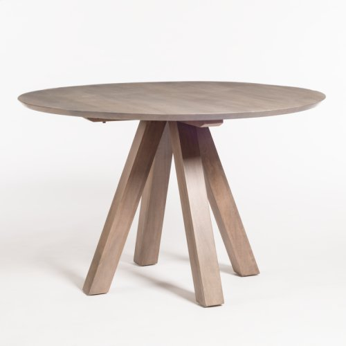 "Trenton 48"" Round Dining Table"