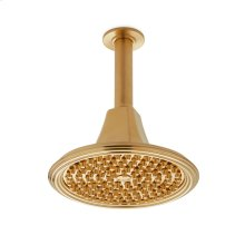 Antique Gold Grey Rain Dome with Nozzles