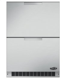 "24"" Outdoor Refrigerator Drawers"