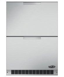"24"" Outdoor Refrigerator Drawers"