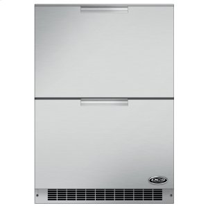 "DCS24"" Outdoor Refrigerator Drawers"