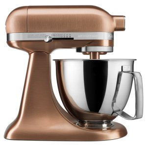 KitchenaidArtisan® Mini Copper Clad 3.5 Quart Tilt-Head Stand Mixer - Satin Copper
