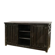 TV Stand with 2 Doors