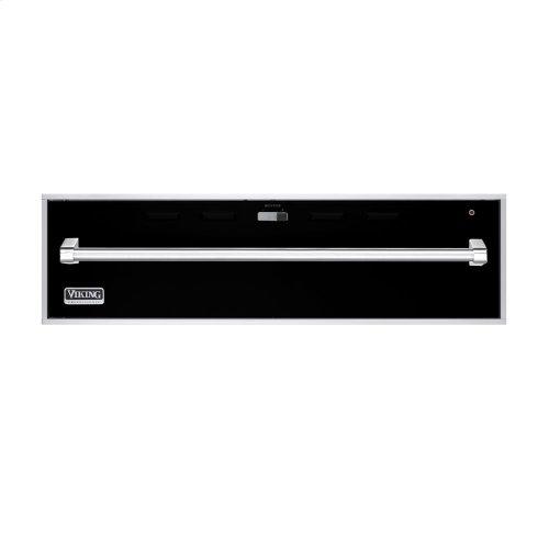 "Black 36"" Professional Warming Drawer - VEWD (36"" wide)"