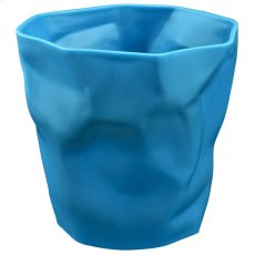 Lava Pencil Holder in Blue Product Image