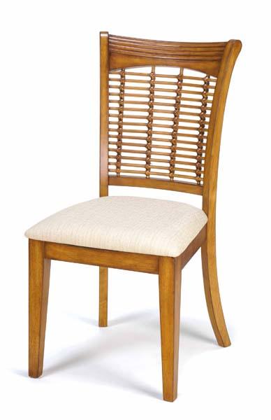 Bayberry Dining Chairs Dark Oak Hidden