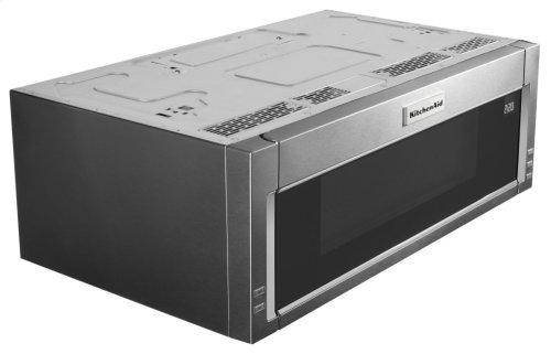1000-Watt Low Profile Microwave Hood Combination with PrintShield Finish - Stainless Steel