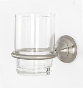 Royale Tumbler Holder A6670 - Satin Nickel