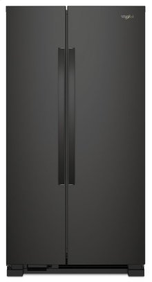 33-inch Wide Side-by-Side Refrigerator - 22 cu. ft.