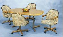 Table Base: Twin Legs