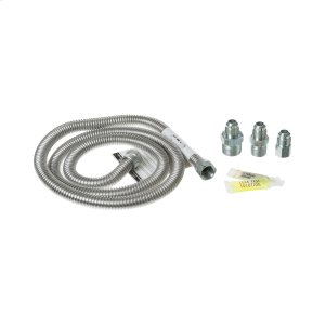 GE5'GAS DRYER CONN KIT (CA)